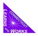 Logo designed for the Connecticut Learns and Works conference.